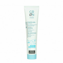 GRN Tooth Gel Sensitive Without Fluoride Hammastahna 75ml