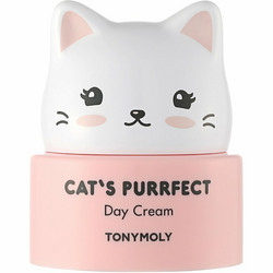 TONYMOLY Cat's Purrfect Day Cream Päivävoide 50g