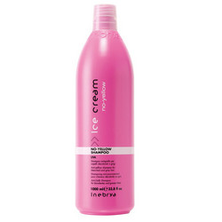 INEBRYA ICE CREAM No-Yellow Violettishampoo 1000ml