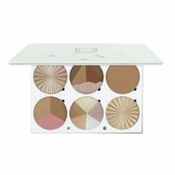 OFRA Professional Makeup Palette On The Glow Korostuspaletti