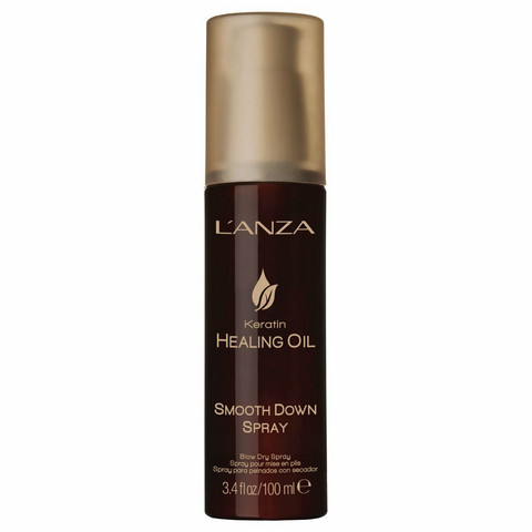 LANZA Keratin Healing Oil Smooth Down Spray Föönaussuihke 100ml