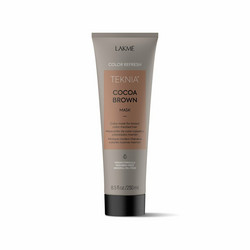LAKMÉ TEKNIA Refresh Cocoa Brown Mask Hiusnaamio 250 ml