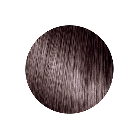 COCOBELLA Clip It On Dark Brown (3) Klipsisetti 50cm