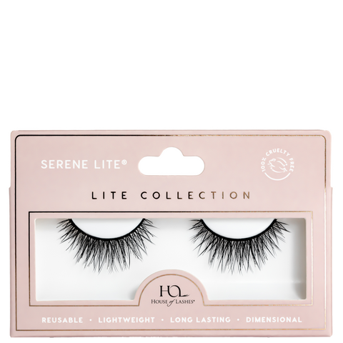 HOUSE OF LASHES Serene Lite Irtoripset