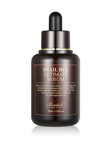 BENTON Snail Bee Ultimate Serum Seerumi 35ml
