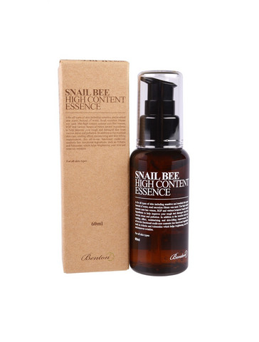 BENTON Snail Bee High Content Essence Kasvovesi 60ml