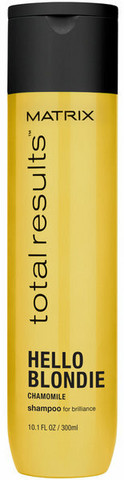 MATRIX Total Results Hello Blondie Kirkastava Shampoo 300ml