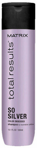MATRIX Total Results Color Obsessed  So Silver Hopeashampoo 300ml