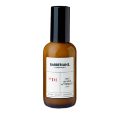 BARBERIANS Face Cream & After Shave Rauhoittava Kasvovoide 100ml