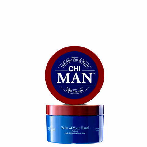 CHI MAN Palm Of Your Hand Pomade Kevytpitoinen Hiuspomada 85g