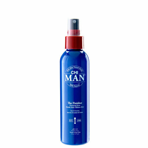 CHI MAN The Finisher Grooming Spray Joustava Muotoilusuihke 177ml