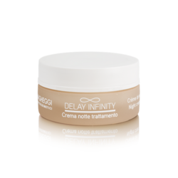 VAGHEGGI  Delay Infinity Night Cream Ravitseva Yövoide 50ml