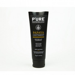 P'URE Papaya Care Ointment voide 75 g
