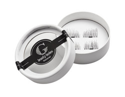 G BEAUTY LASHES NATURAL - magneettiripset