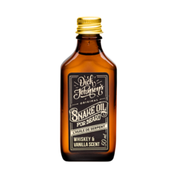 DICK JOHNSON Partaöljy Snake Oil 50ml
