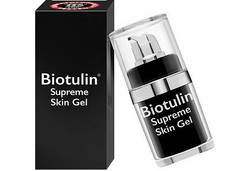 BIOTULIN Supreme Skin Gel Kasvogeeli 15ml