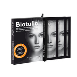 BIOTULIN Mask Set Kasvomaski 4x8ml