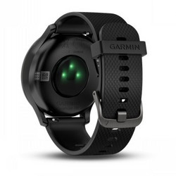 GARMIN VIVOMOVE HR  BLACK Musta Hybridiälykello