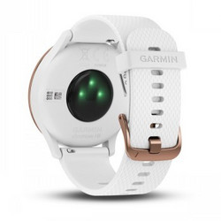 GARMIN VIVOMOVE HR WHITE Hybridiälykello
