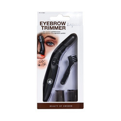DEPEND Eyebrow Trimmer Black Kulmakarvatrimmeri 1pkt