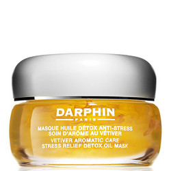 DARPHIN Vetiver Aromatic Care Stress Relief Detox Oil Mask Puhdistava Öljynaamio 50ml