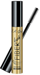 L.A. GIRL Fiber Lash Mascara  Intense Black Ripsiväri 8ml