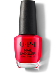O.P.I NAIL LACQUER Red My Fortune Cookie Kynsilakka 15ml