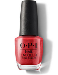 O.P.I NAIL LACQUER Go With The Lava Flow Kynsilakka 15ml