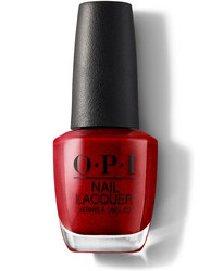 O.P.I NAIL LACQUER An Affair In Red Square Kynsilakka 15ml