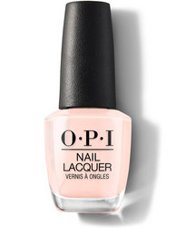 O.P.I NAIL LACQUER Bubble Bath Kynsilakka 15ml