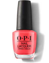 O.P.I NAIL LACQUER I Eat Mainely Lobster Kynsilakka 15ml