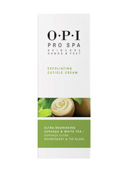 O.P.I. Pro Spa Exfoliating Cuticle Treatment Kynsinauhojen Hoitovoide 27ml