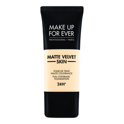 MAKE UP FOR EVER Matte Velvet Skin Liquid Full Coverage Foundation 24H Mattainen Meikkivoide 30ml
