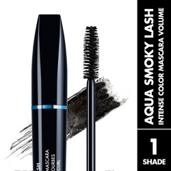 MAKE UP FOR EVER Aqua Smoky Lash Mascara Musta Vedenpitävä Ripsiväri 7ml