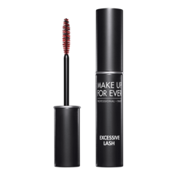 MAKE UP FOR EVER Excessive Lash Mascara Musta Tuuheuttava Ripsiväri 7ml