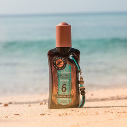BYRON BAY Coconut Tanning Oil Spray SPF 6 Rusketusöljysuihke 200ml