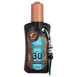 BYRON BAY Coconut Tanning Oil Spray SPF 30 Rusketusöljysuihke 200ml