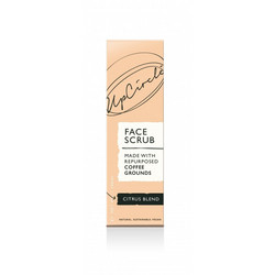 UPCIRCLE Coffee Face Scrub  Citrus Blend Kuorintavoide 100ml