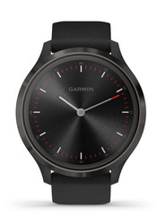 GARMIN VIVOMOVE 3, SPORT, 44MM, BLACK-GUNMETAL Hybridiälykello