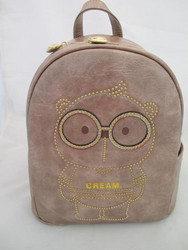 CREAM BEAR Metallic Reppu Rose