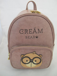 CREAM BEAR See You Love Reppu Pinkki