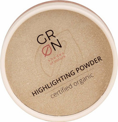 GRN Highlightning Powder Golden Amber Korostuspuuteri 9g