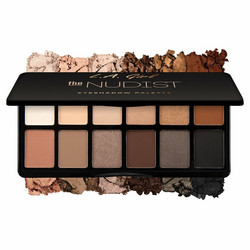 L.A. GIRL Fanatic Eyeshadow Palette The Nudist Luomiväripaletti
