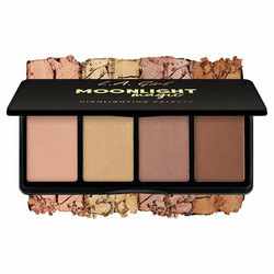 L.A. GIRL Fanatic Highlighter Palette Moonlight Magic Korostuspaletti 4g