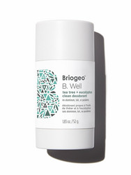 BRIOGEO B. Well Tea Tree + Eucalyptus Clean Deodorant 52g