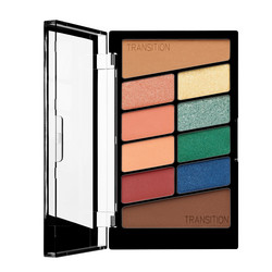 WET N WILD Color Icon Eyeshadow 10-Pan Palette Stop Playing safe Luomiväripaletti