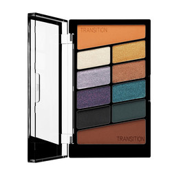 WET N WILD Color Icon Eyeshadow 10-Pan Palette Cosmic Collision Luomiväripaletti