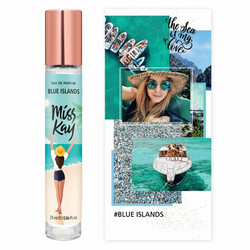 MISS KAY Blue Island Tuoksu 24,5 ml
