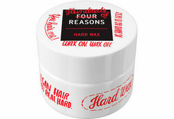 FOUR REASONS Hard Wax Voimakas Muotoiluvaha 100 ml