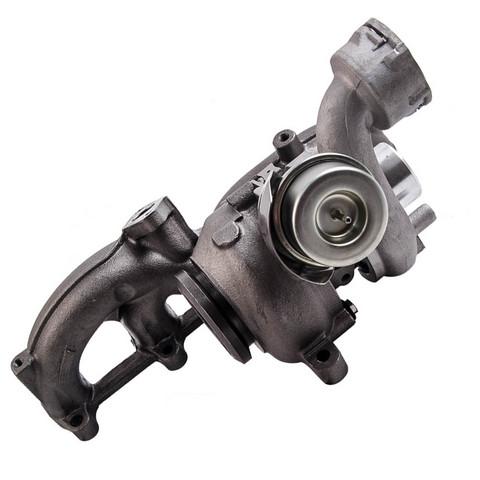 GT1646V GT1646MV turboahdin 1.9TDI BLS / BJB / BKC / BXE  moottoreihin